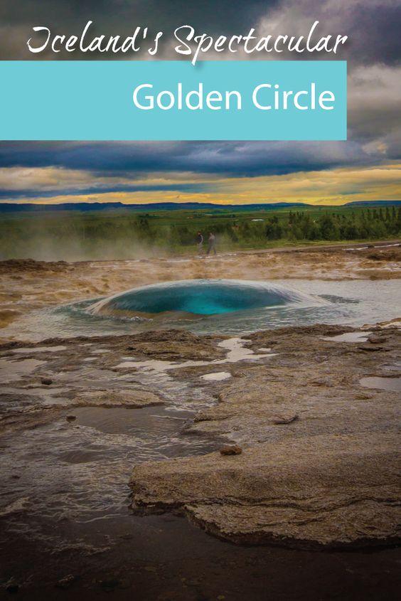 Reykjavik and the Golden Circle - Pinterest