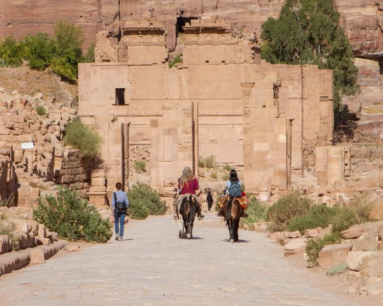 Petra - Triple Arch