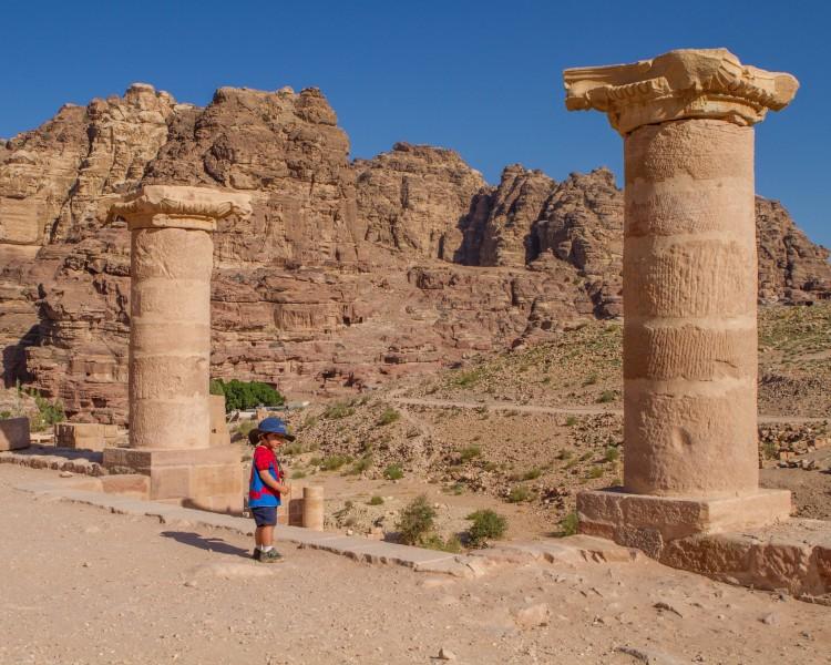 Petra - Taking it all in