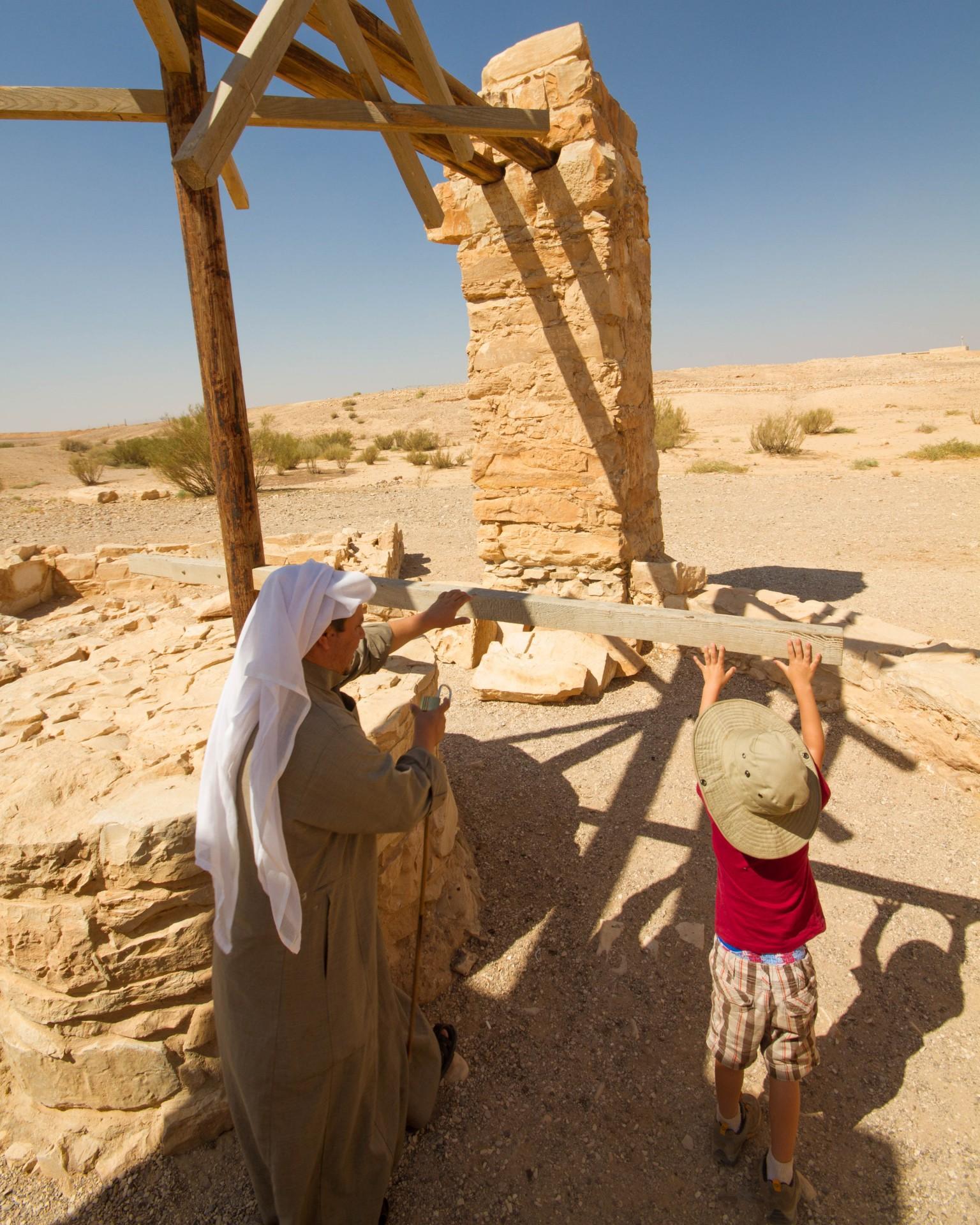 Qusayr Amra - Well Complex
