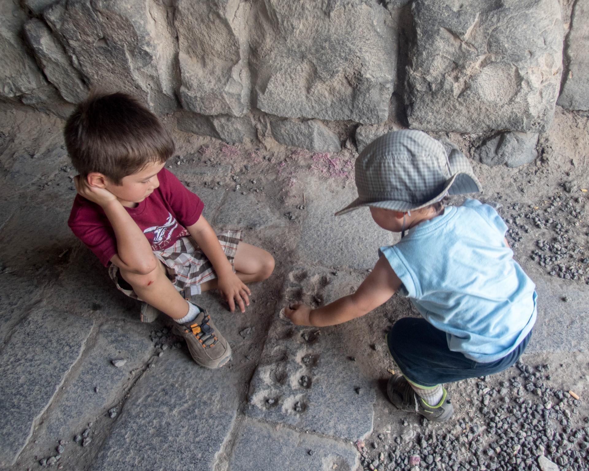 Qasr al-Azraq - Game