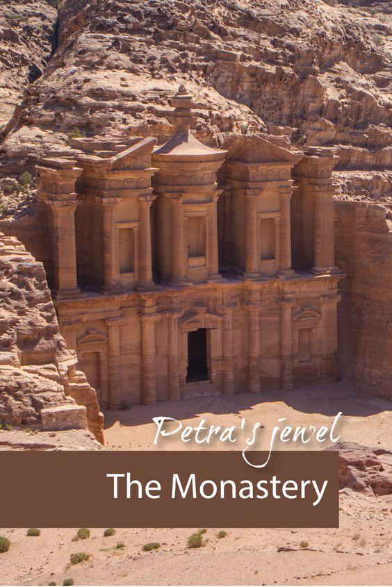 Petras Jewel The Monastery - Pinterest