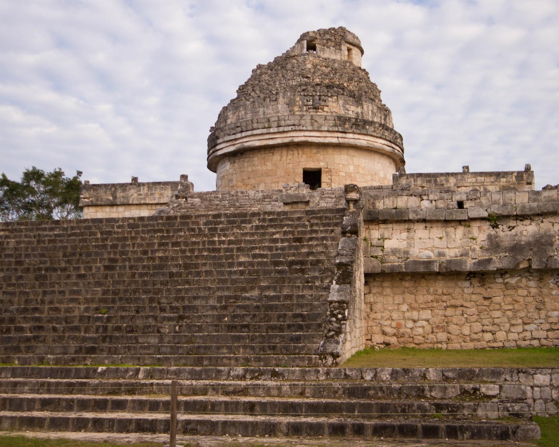 Chichen Itza - The Observatory