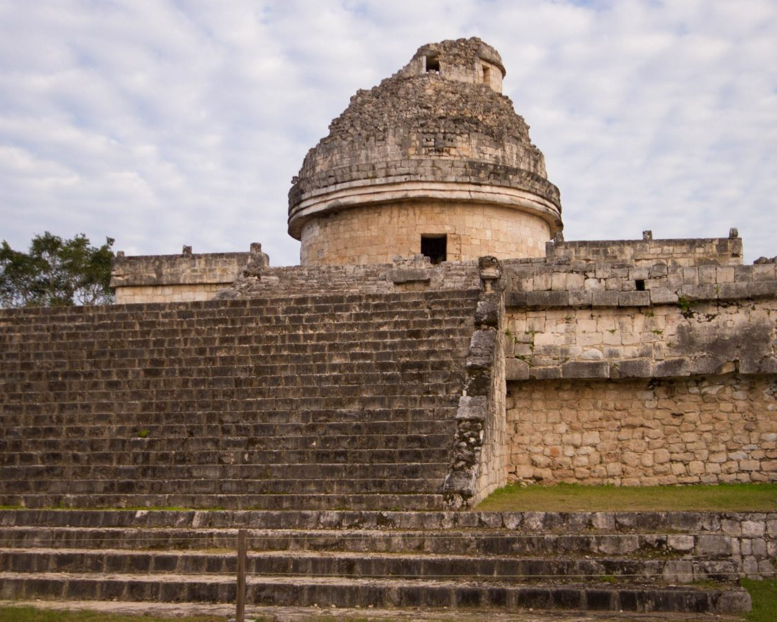 Chichen Itza - The Observatory
