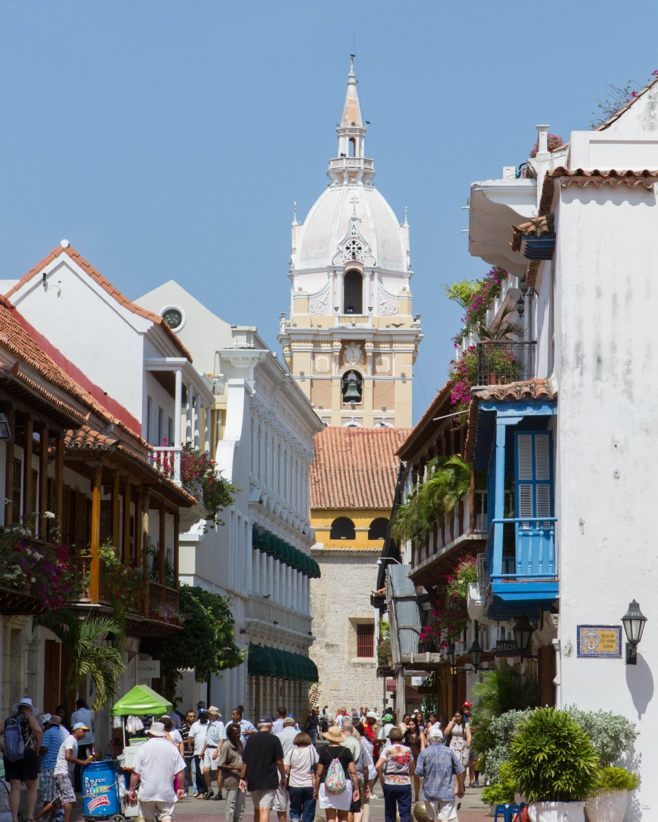 Cartagena - Iglesia Santa Catalina de Alejandra