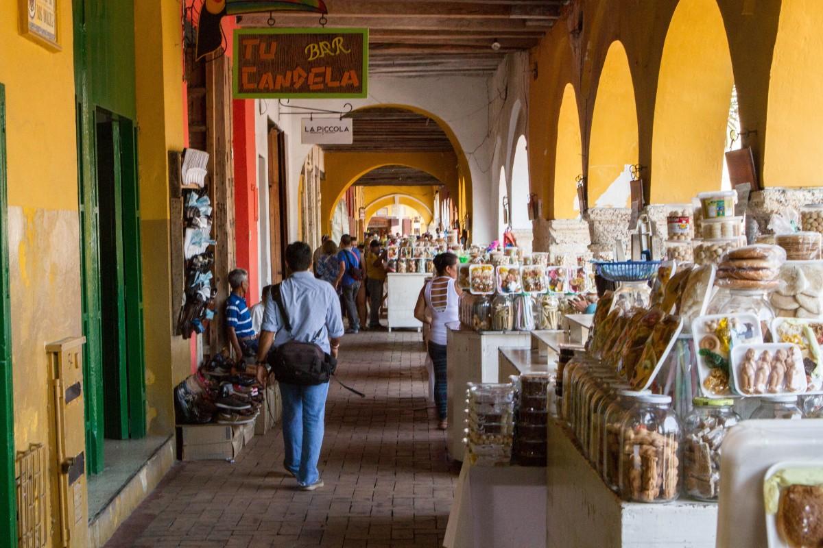 Cartagena - Calle de los Dulces