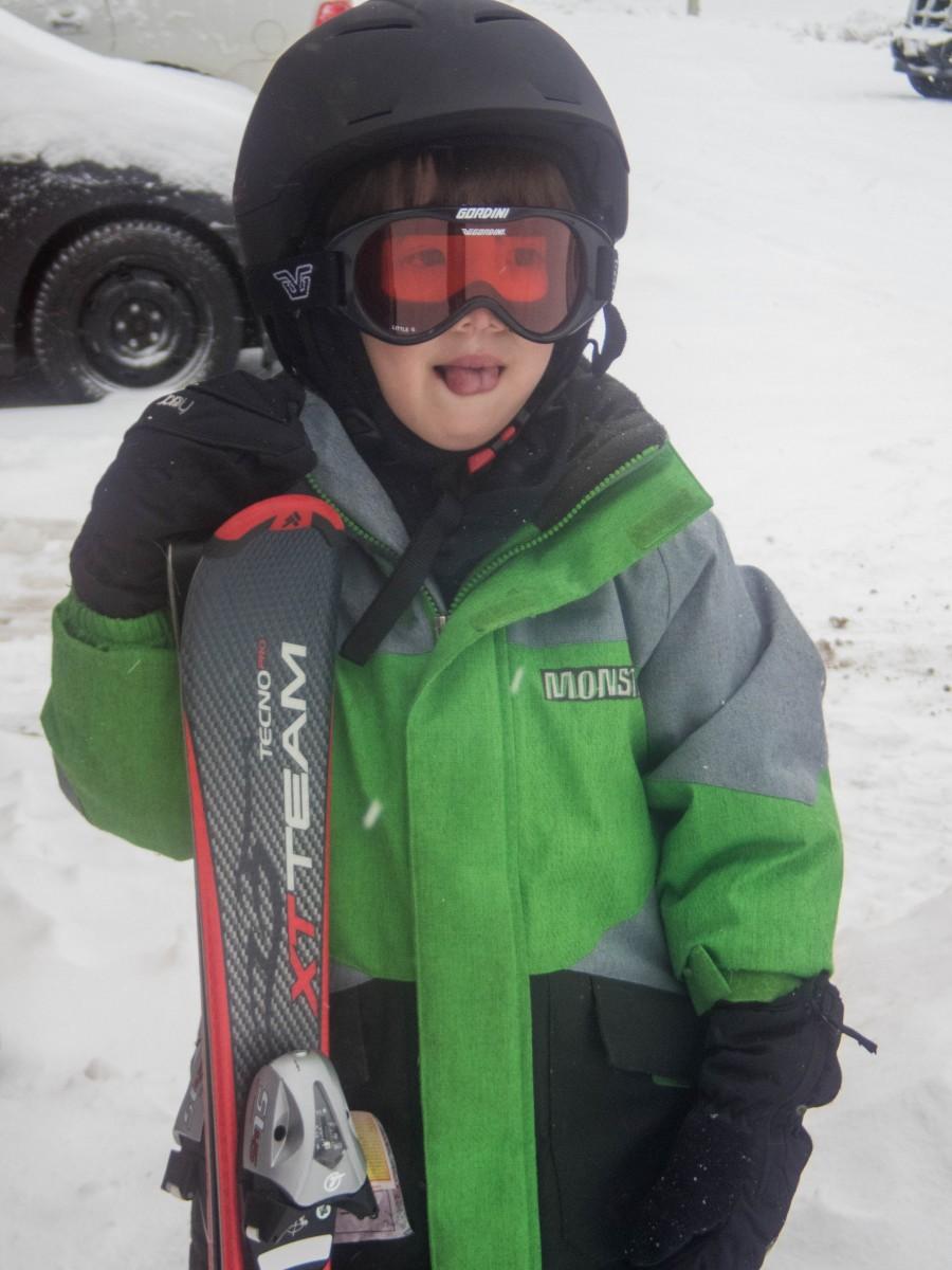 Blue Mountain - Ski Time