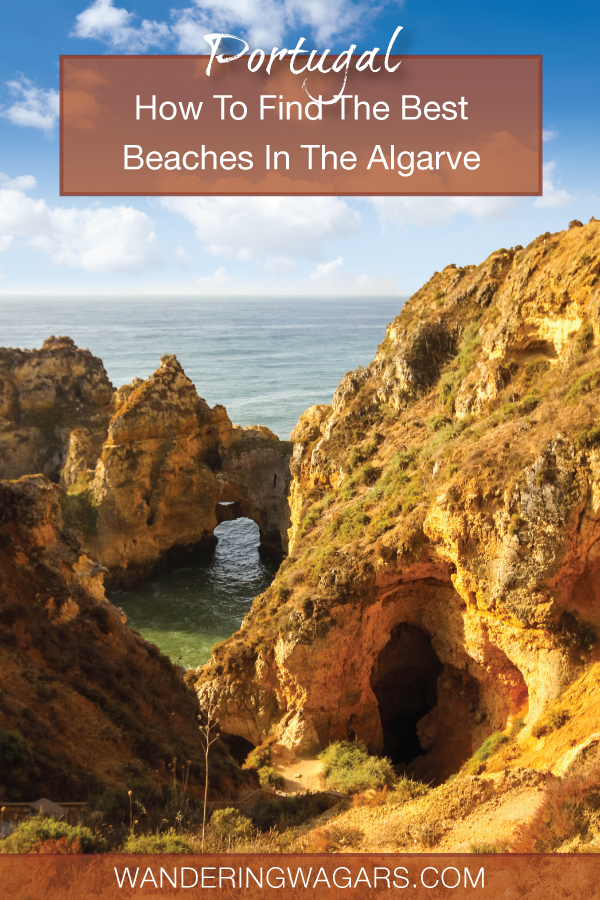 Discover The best Algarve Beaches