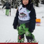 Learning to Ski at Kelownas Big White - Pinterest