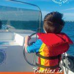 Boating in Bermuda - Pinterest