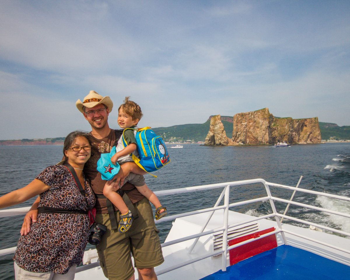 Perce Rock Boat Tours