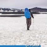 Iceland Hiking the Viti Crater - Pinterest