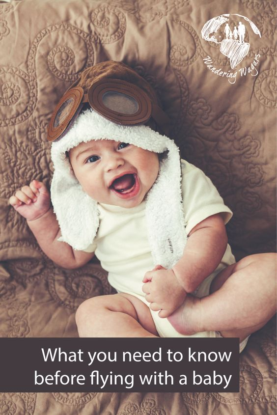 What you Need to Know Before Flying with Baby - Pinterest