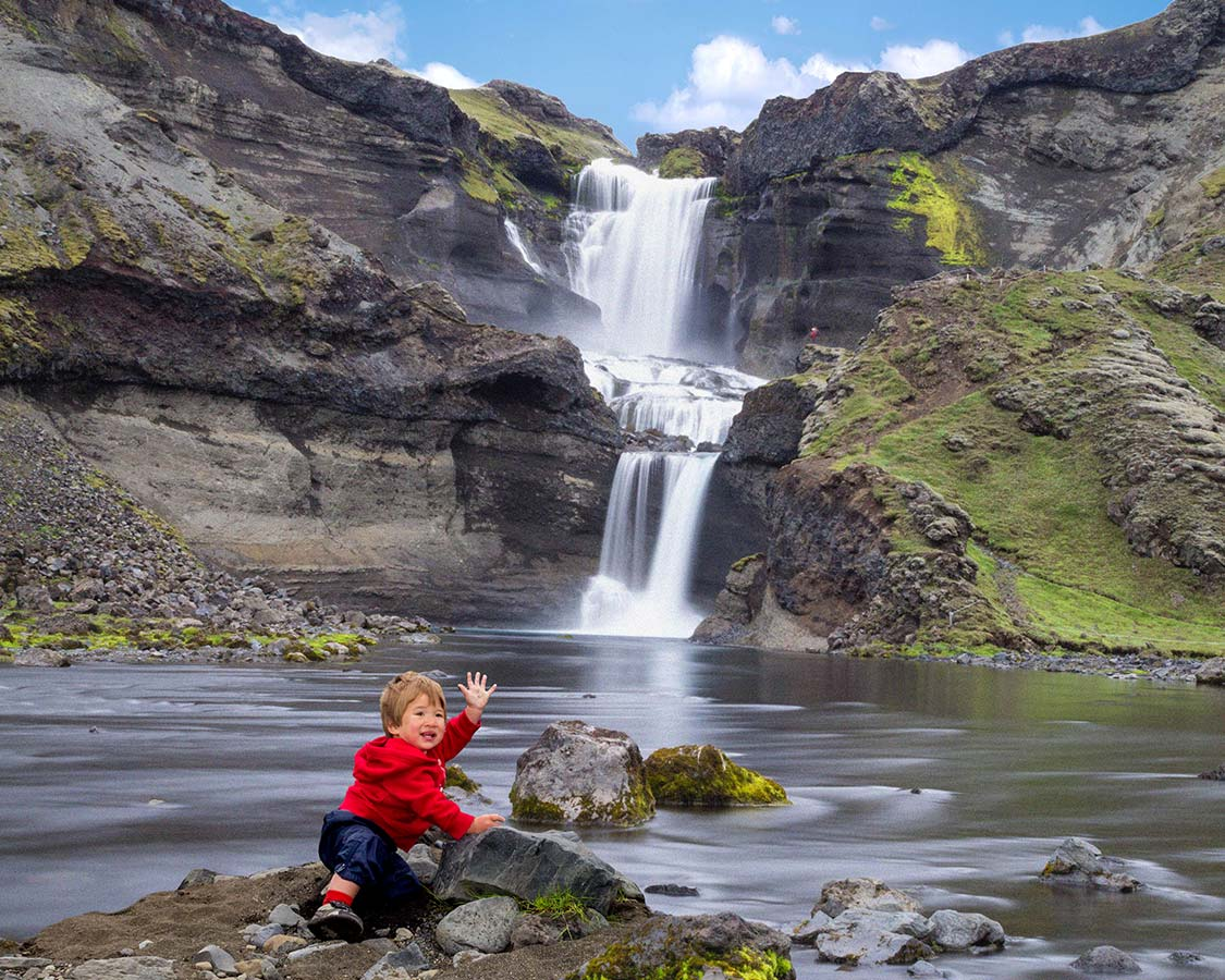 Two Weeks in Iceland - Eldgja Canyon