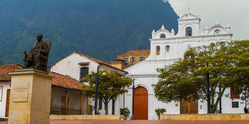 Two days in Bogota
