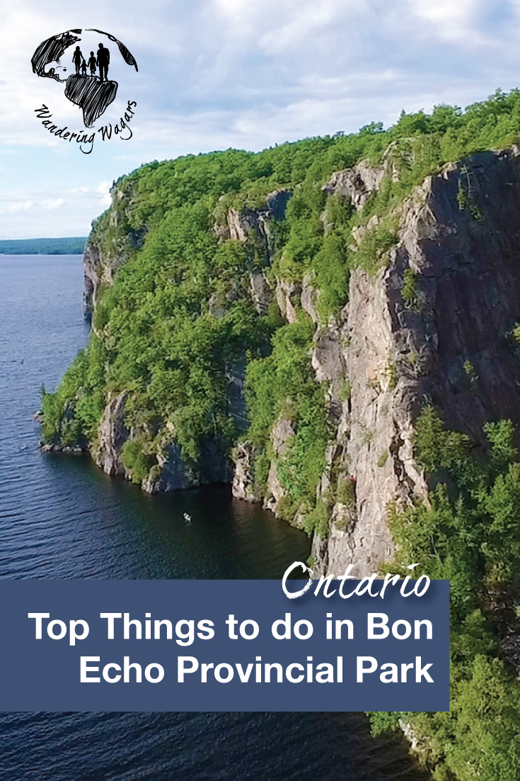From the swimming and canoeing to the epic cliffs and the petroglyphs. We layout all of the top things to do in Bon Echo Provincial Park!
