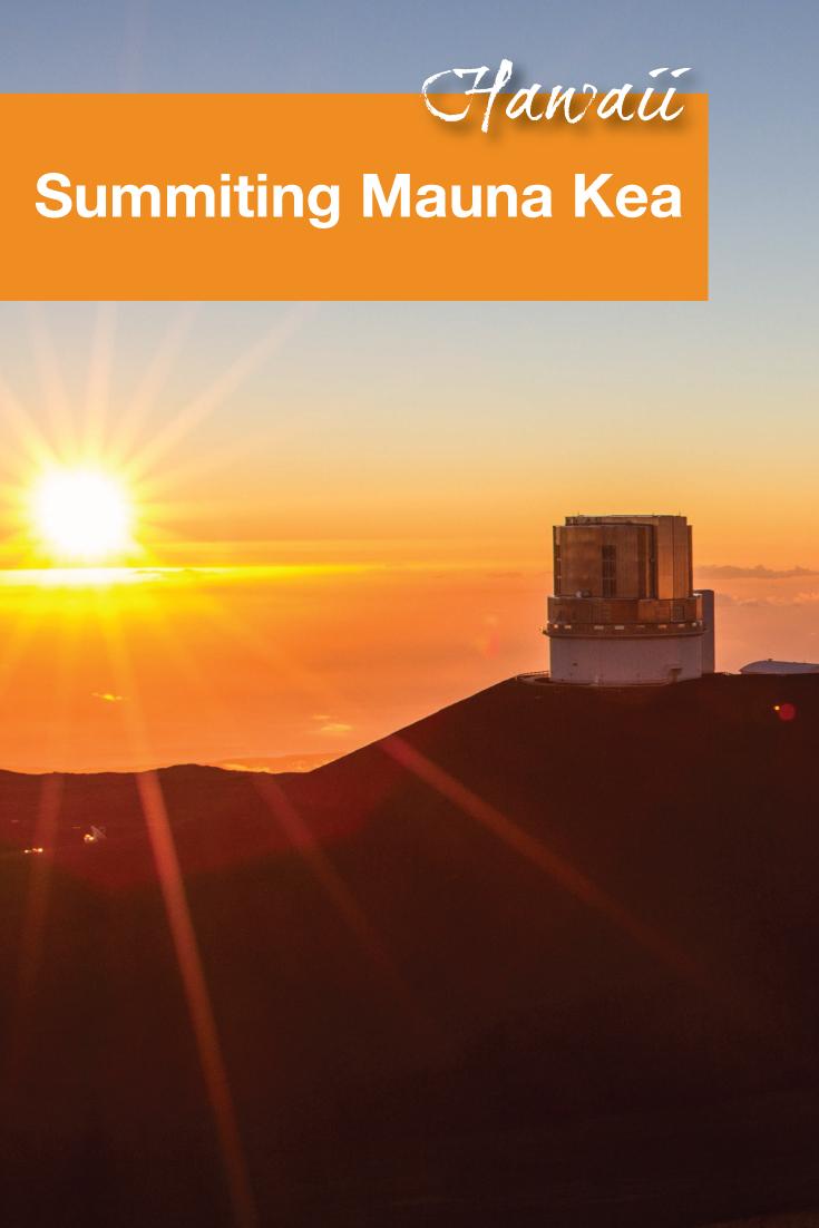 Summiting Mauna Kea on the Big Island of Hawaii - Pinterest