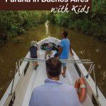 Boating the Delta Parana in Tigre Argentina - Pinterest