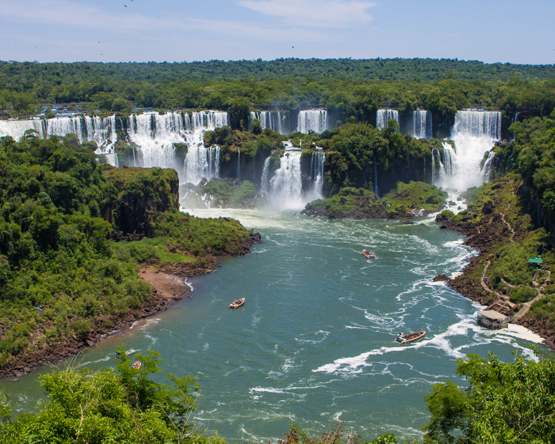 Iguazu Falls  Day Tour