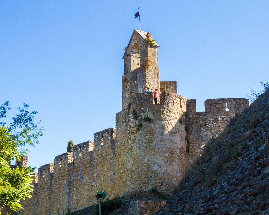 Tomar Portugal Knights Templar Castle