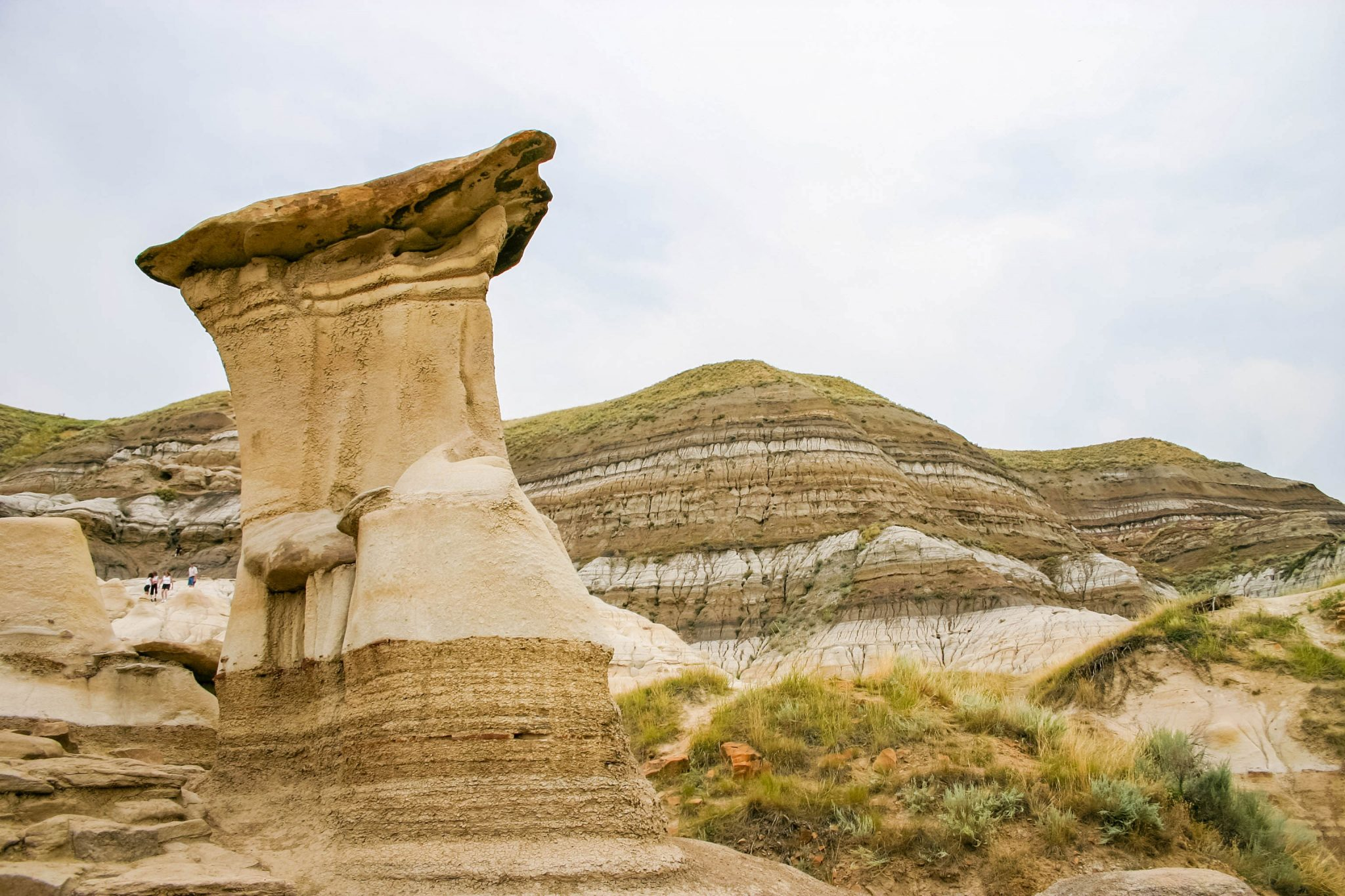 Hoodoos of Drumheller Alberta one of the most amazing places in Canada