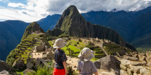 When on a family adventure travel to Peru visiting Machu Picchu with kids is a must-do activity.