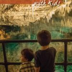 The Crystal Cave is one of the most amazing places to visit in Bermuda with kids. Discover all the stunning places that Bermuda has to offer for family travel