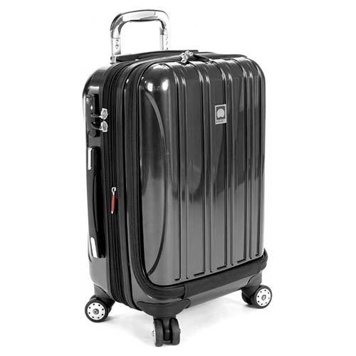 Delsey Helium carry on luggage