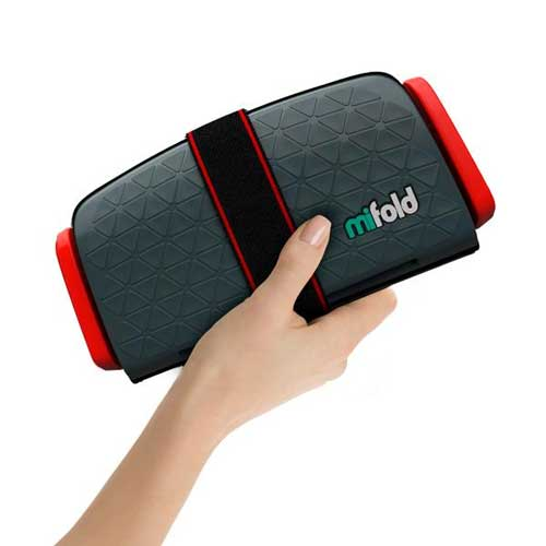 MiFold portable booster seat