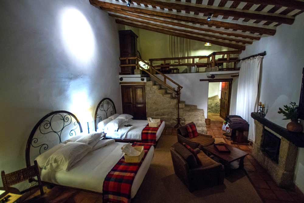 Casita rooms at the InkaTerra Machu Picchu Pueblo hotel in Peru