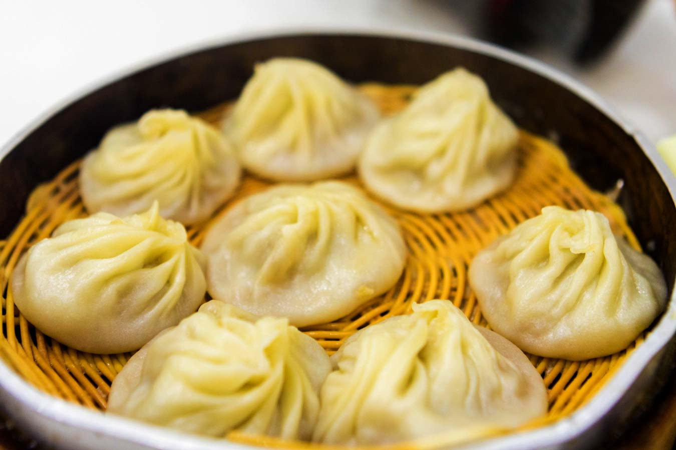 Shanghai Soup Dumplings on a China food tour