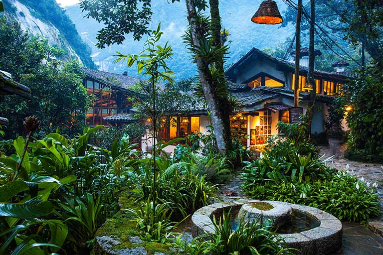 Best hotels for families in Peru Inkaterra Machu Picchu Pueblo
