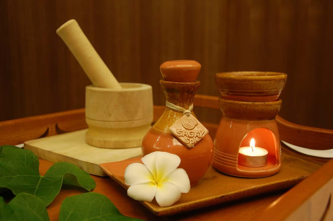 Sangay spa at Movenpick Boracay