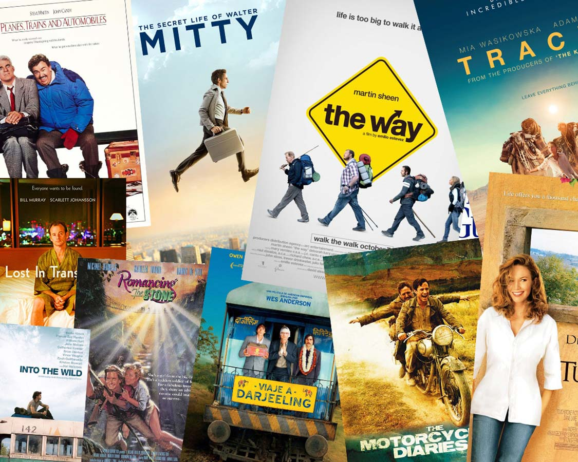 The best travel movies and movies that inspire wanderlust. Check out all of our favorite movies to inspire travel.