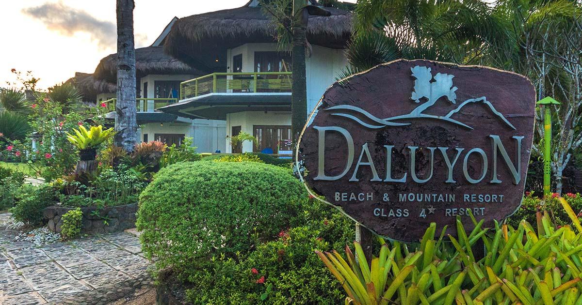 Puerto Princesa Palawan Hotel Review: Daluyon Beach and Spa Mountain Resort