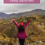 Figuring out what to pack for a family vacation can be a struggle. Add in the variety of landscapes and altitudes of a country like Peru and it can be downright overwhelming! So we've set up this Peru packing list to help families who travel figure out exactly what they need to this epic destination.