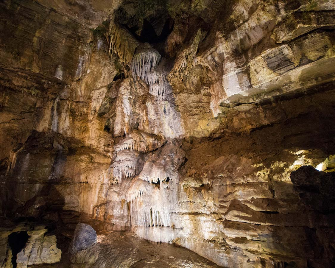Howe Caves New York Rock Formations