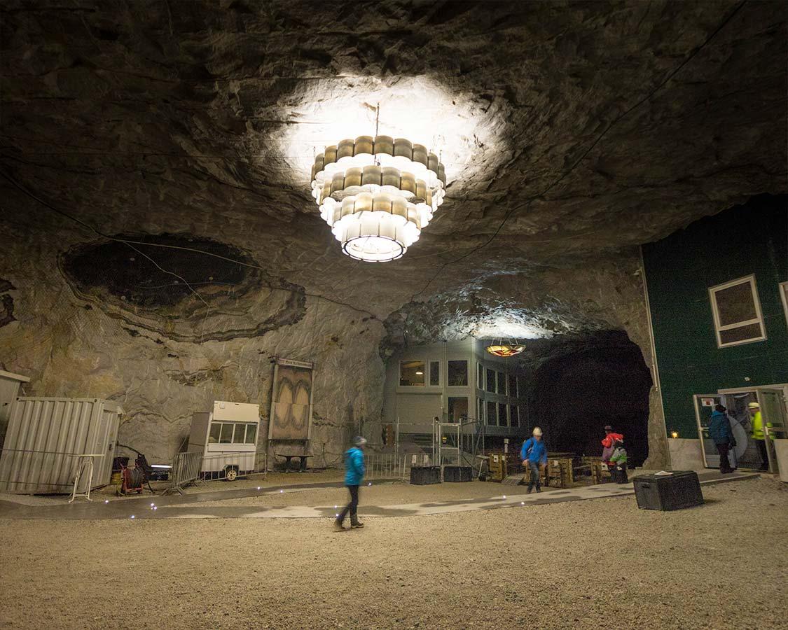 Molde Marble Mine Tour Norway