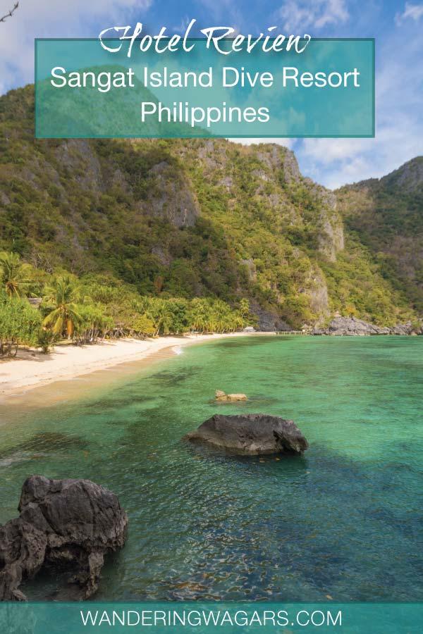 Sangat Island Dive Resort in Coron. The Best Resort in Coron