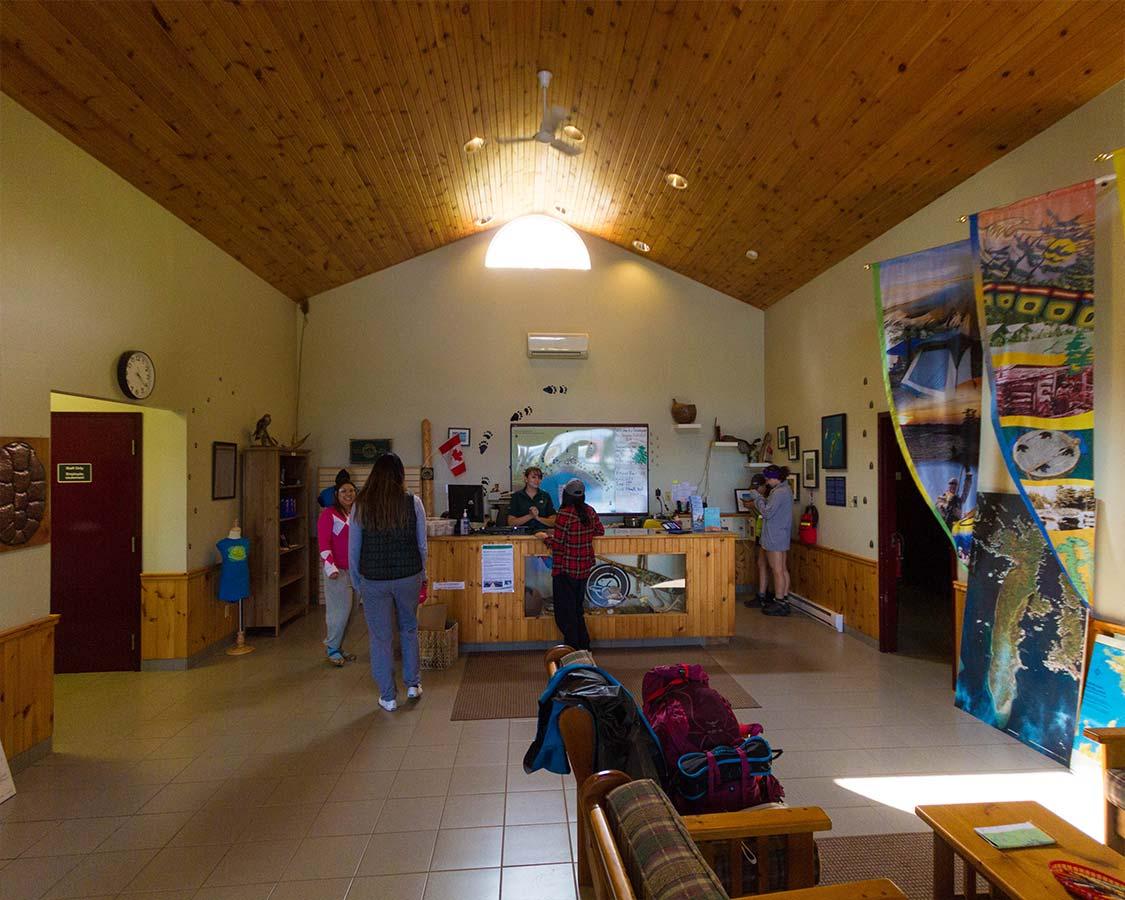 Georgian Bay Islands National Park Visitor Centre