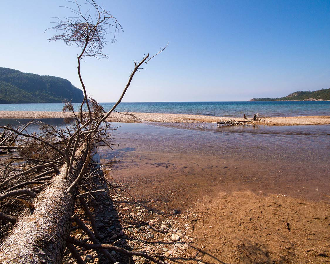 Things to do in Lake Superior Provincial Park Old Woman Bay