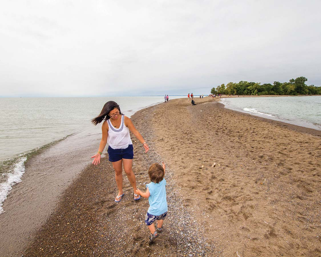 Point Pelee National Park Southernmost Tip of Canada
