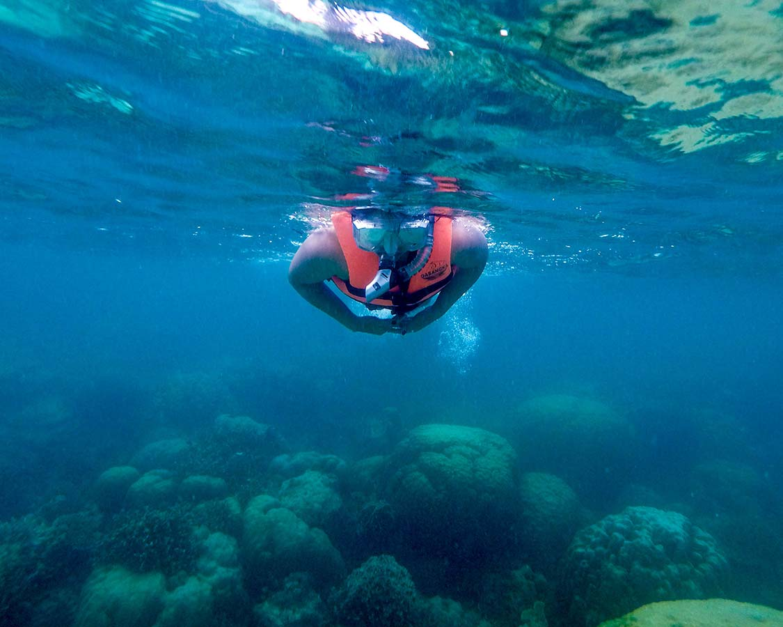 Things To Do in San Vicente Palawan - Snorkelling in San Vicente Palawan