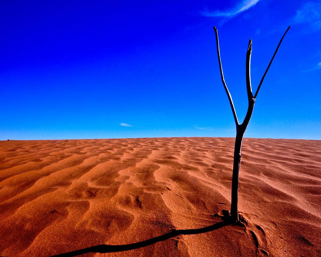 Australian Outback road trip in Australia