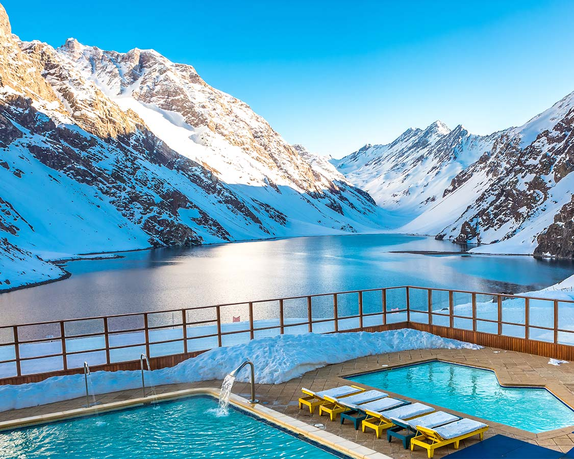 Best Family Ski Destinations Three Valleys Chile