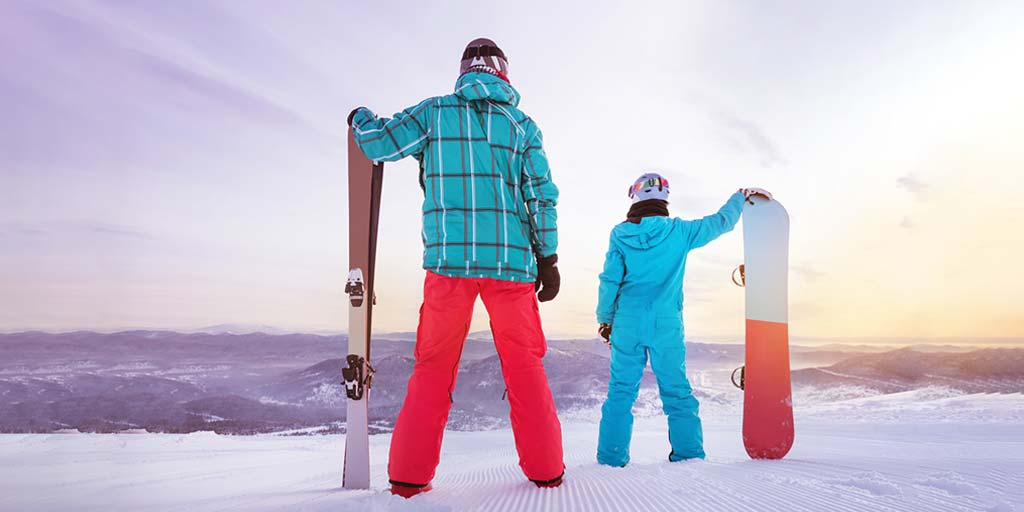 Combining a love for activity with unforgettable travel is an unforgettable recipe. Check out our 5 top places around the world to take a family ski holiday