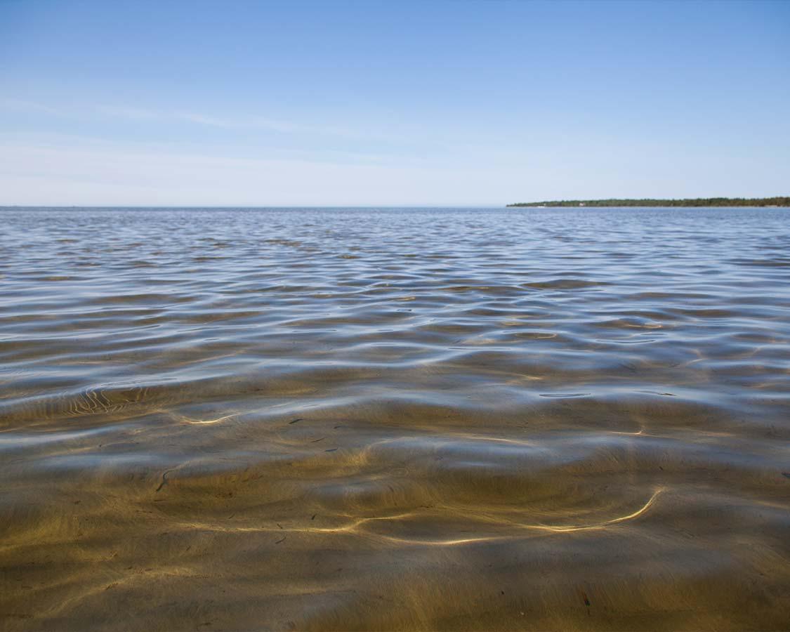 Singing Sands Beach Bruce Peninsula National Park