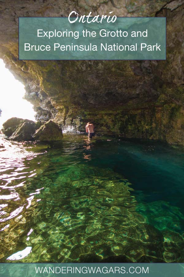 Ontario's Bruce Peninsula one of the most iconic destinations in the province. Tobermory Camping in Bruce Peninsula National Park is the best way to see it.