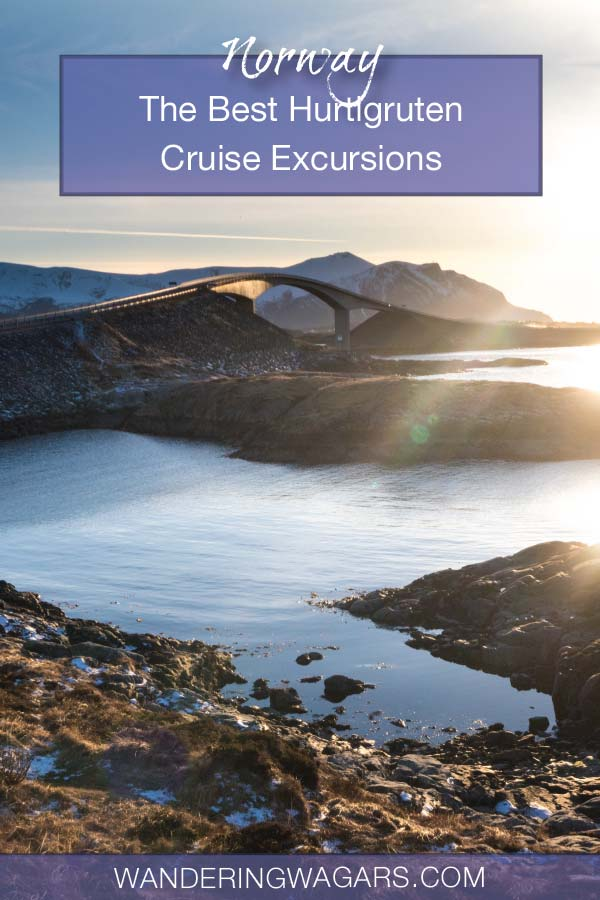 A Norway coastal cruise takes you through some of the most amazing landscapes in the world. Make the most of your Hurtigruten cruise excursions in Norway.