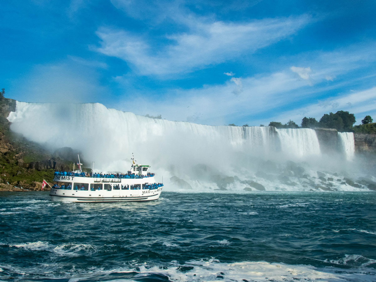 Things to do in upstate New York - Niagara Falls
